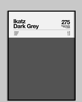 IKATZ DARK GREY