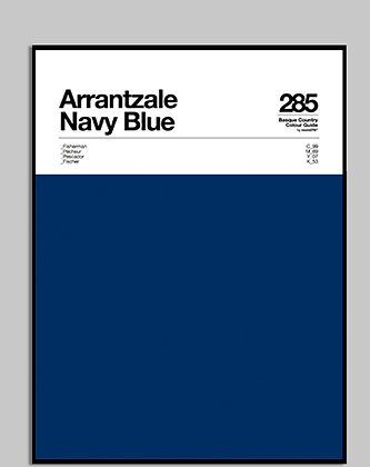 ARRANTZALE NAVY BLUE