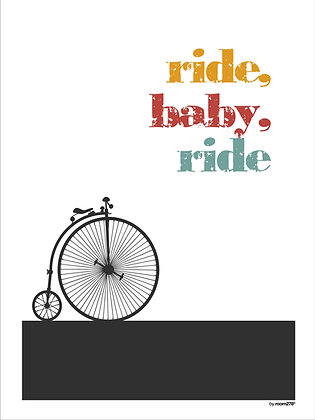 BABY, RIDE