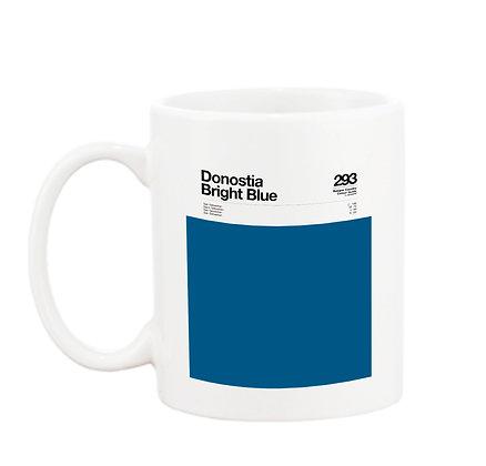 MUG Donostia Bright Blue