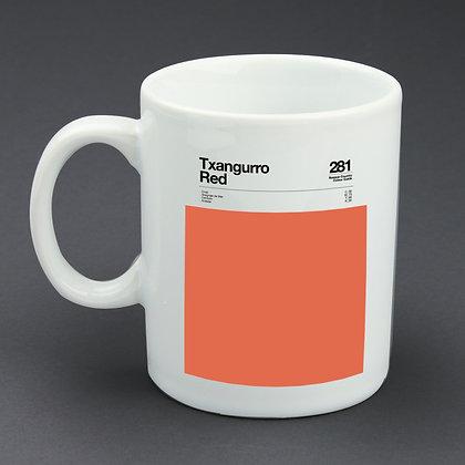 MUG  Txangurro