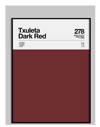 Txuleta Dark Red