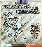 Medaglia Maratona del Barocco 2017