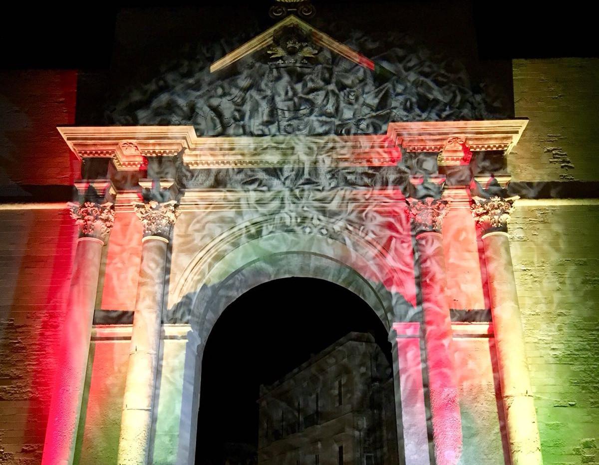 Porta Napoli