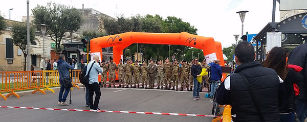 Partenza Maratona del Barocco