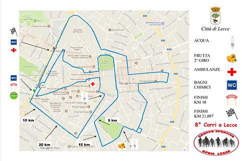 8 edizione Corri a Lecce