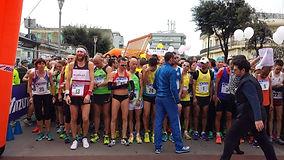 Partenza Corri a Lecce