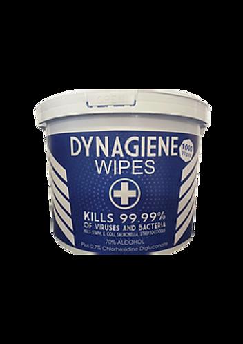 Dynagiene Wipes - 2 x 1000