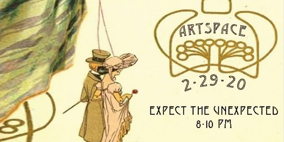 Expect The Unexpected: A Puppet Cabaret