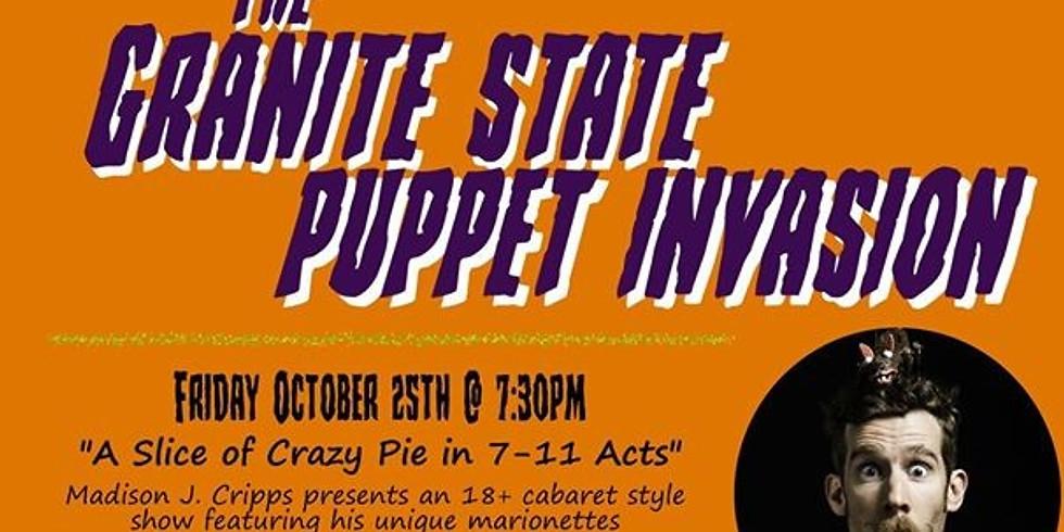 The Granite State Puppet Invasion