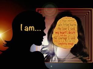"""כשהלב רוצה לשמוע את המשפט """"כן, יש לך את זה"""""""
