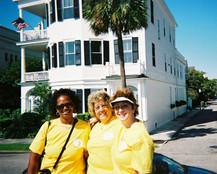 Charleston retreat goers