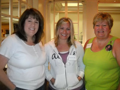 Robin, Dennise and Karen