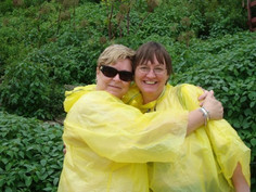 Niagra Falls retreat goers