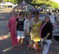 San Diego Retreat small group