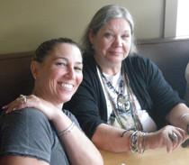 Lynette and Ann