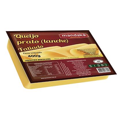 Queijo Prato Fatiado - 400g