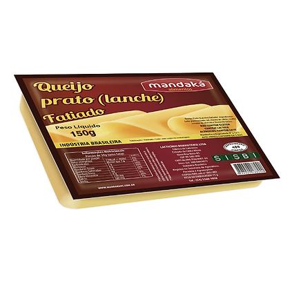 Queijo Prato Fatiado - 150g