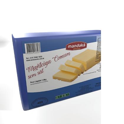 Manteiga Comum sem sal