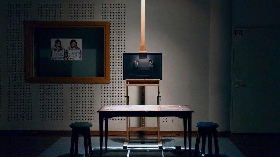 """The Handphone Table"" 2016"