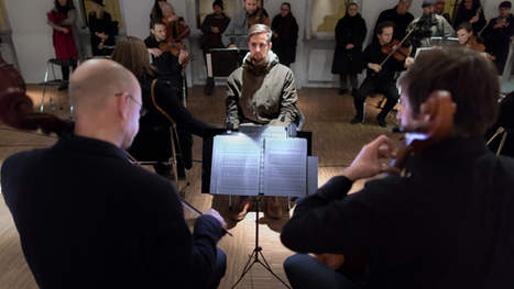 'Adagio For Space'  Solo Exhibition Ljubliana