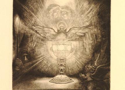 Mainländer y el mito del Grial
