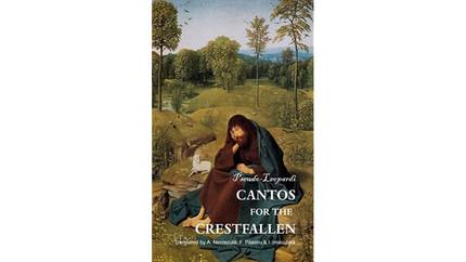 """Pseudo-Leopardi: """"Cantos for the crestfallen"""" [""""Cantos para los abatidos""""]. Pesimismo cósmico"""