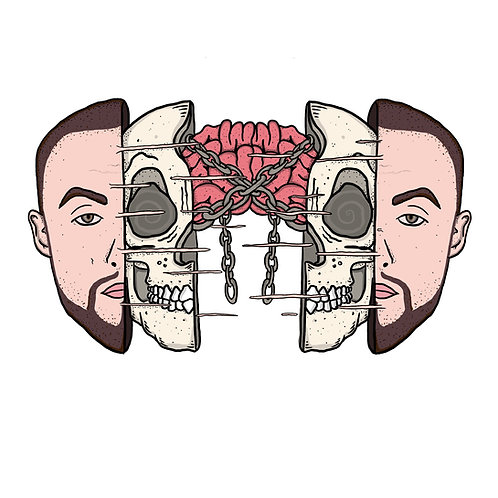 Mac Miller Diablo Canvas Print