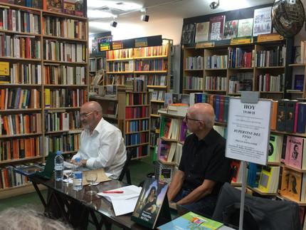 """Textos leídos en la presentación de la edición española de """"Rupertine del Fino"""" (Librería"""