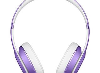 Beats Solo 3 Wireless 紫色新登場
