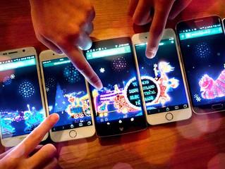 手機排好隊,迪士尼夜間遊行立刻出現!