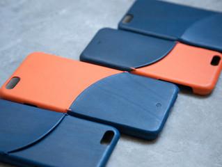 香港製作 - DRY&CO. 全人手製作 iPhone 皮革手機殼