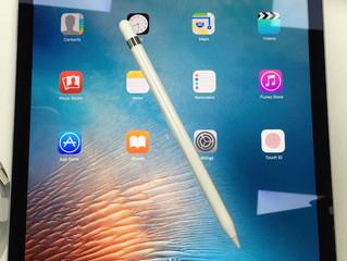 iPad Pro 專用配件 - Apple Pencil