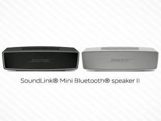 Bose新一代SoundLink® Mini藍芽揚聲器