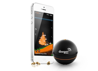 《Deeper FishFinder》無線智能手提探魚器