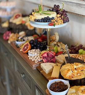 fruit & cheese board vintage farmhaus sh