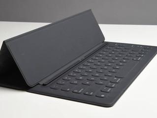 iPad Pro 專用配件 - Smart Keyboard