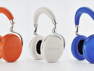 功能最完整的藍芽耳機 - Parrot Zik 2.0