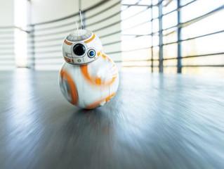 Sphero StarWars BB-8 遙控機械球