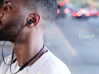 全新BeatsX耳機