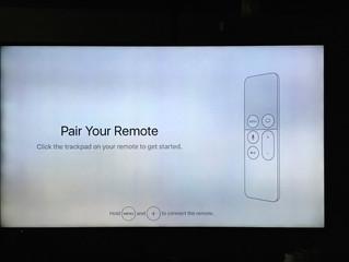 利用 iPhone 簡易設定 Apple TV