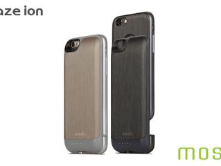 Moshi 全新 iGlaze Ion 可拆式電池殼