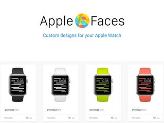 隨你心情變換 Apple Watch 錶面圖片!