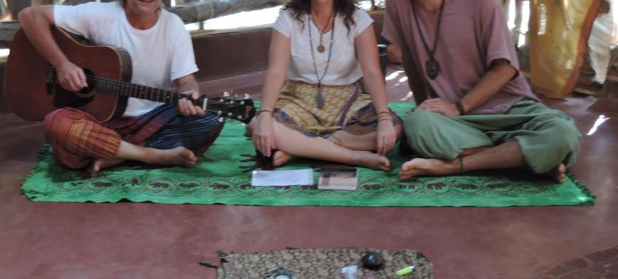 Auroville, Inde