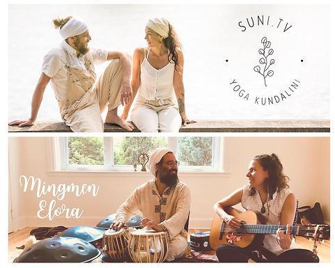 Mingmen Elora + Suni-Ai Yoga