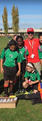 AquaNets Soccer Coach