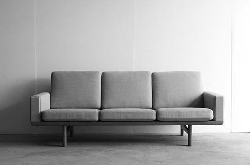 Sofa GE236 Oak / Hans J.Weger