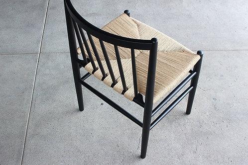 J80 Chair Beech Black / Jorgen Baekmark