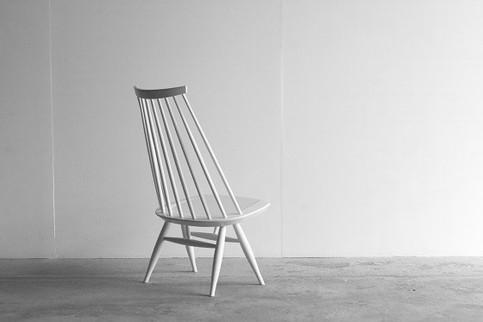 Mademoiselle Lounge Chair / Ilmari Tpiovaara