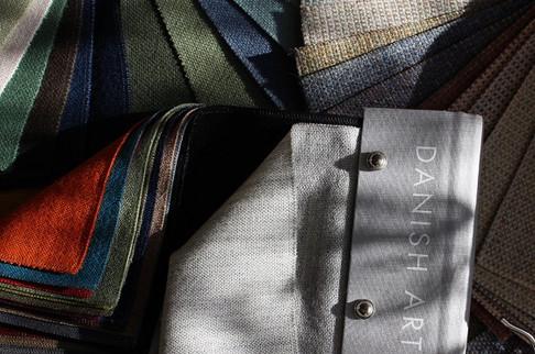 Textile / DANISH ART WEAVING